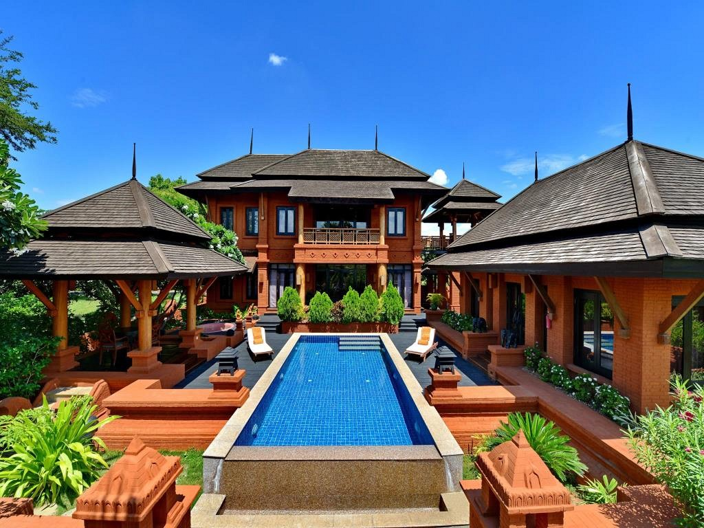 Resorts in Myanmar